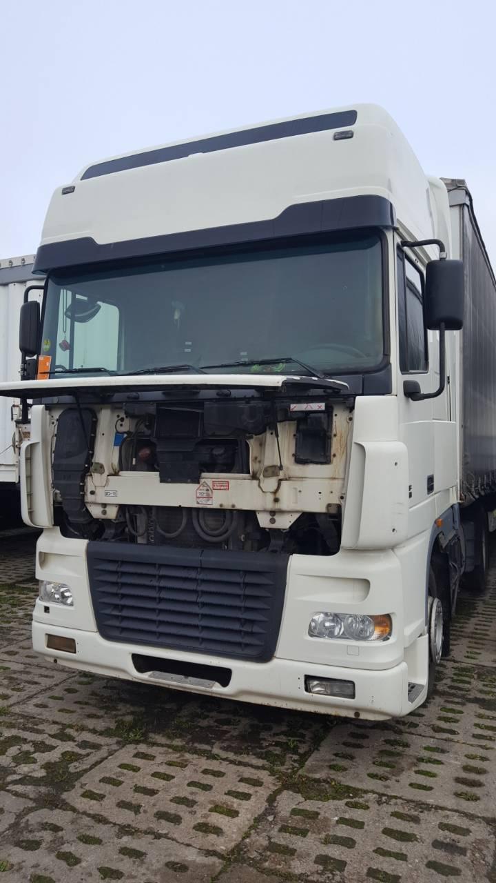На разборе DAF XF95.430 Без пробега по РФ Европейский